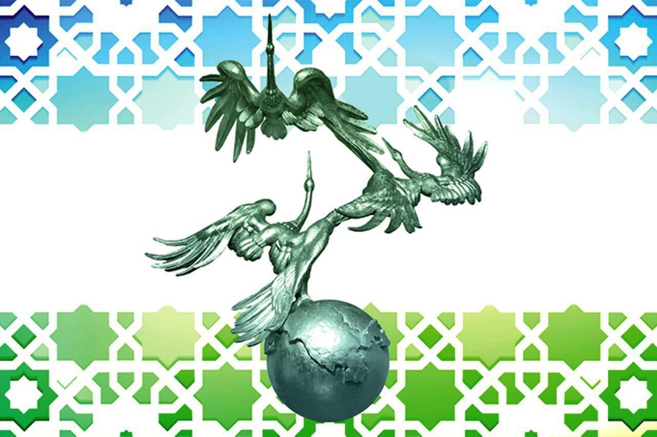 открытка к дню независимости узбекистана вложил арт две